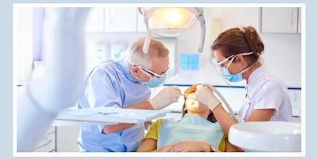 Meet the Tutor Taster Workshop - Become a Dental Nurse  tickets