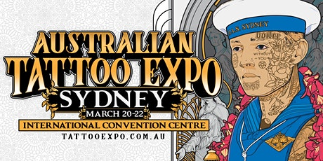 Australian Tattoo Expo - Sydney 2020 tickets