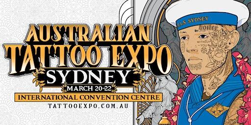 Australian Tattoo Expo - Sydney 2020