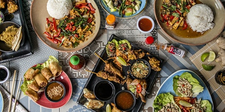 Tampopo New Year's Eve - Piccadilly Gardens tickets
