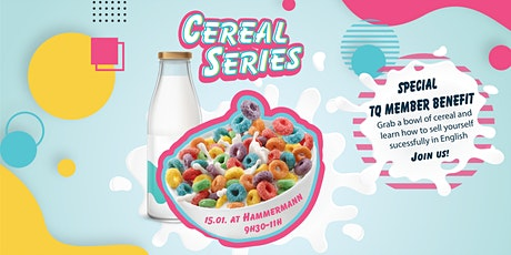 Cereal Series tickets