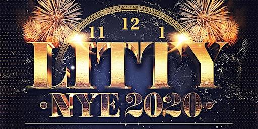 LITTY NYE 2020 | FUZE DOWNTOWN SAN JOSE