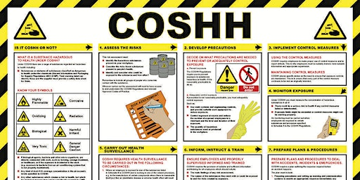 Cleaning Principles and COSHH Funded Course - Nottingham
