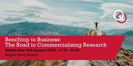 Benchtop to Business: The Road to Commercialising Research tickets