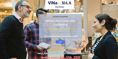 ViNa-M&A (Vietnam Real Estate M&A Conference) tickets