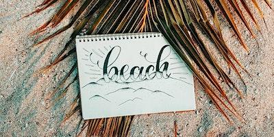 Handlettering für Anfänger – Thema Sommer | Workshop
