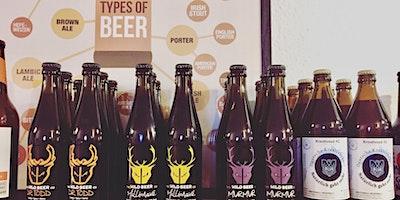 Wild Beers - außergewöhnliche Biere (April)