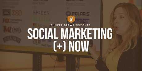 Bunker Brews Louisville: Social Marketing (+) Now tickets
