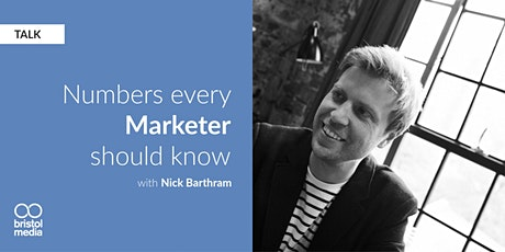 Numbers every Marketer should know tickets