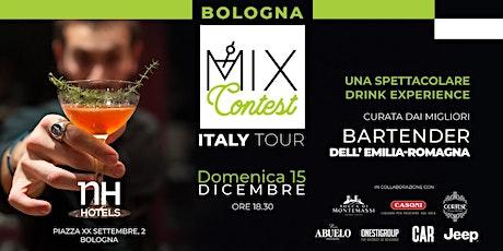 Mix Contest Bologna biglietti
