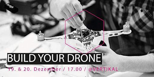 Drohnenbau-Workshop