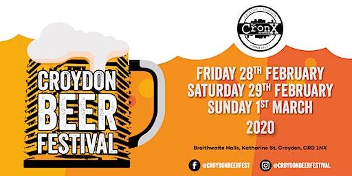 Croydon Beer Festival 2020