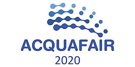 Acquafair 2020 biglietti