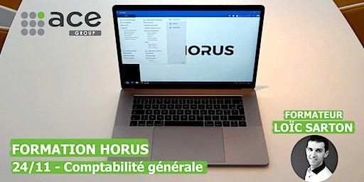 Formation Horus - Comptabilité générale