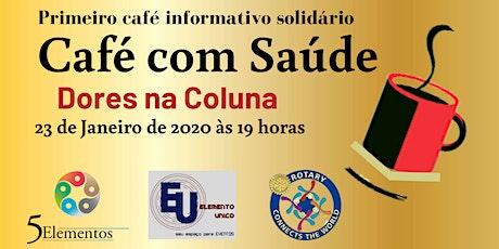I Café Informativo Solidário ingressos