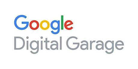 Google is coming to Ipswich - Google Digital Garage tickets
