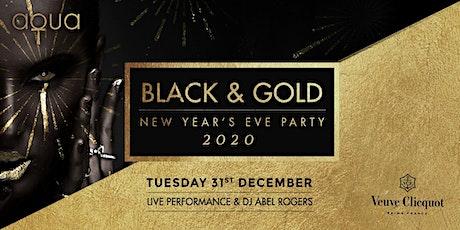 Aqua Spirit New Year's Eve 2020 tickets