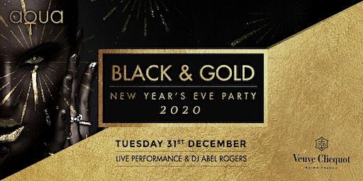 Aqua Spirit New Year's Eve 2020