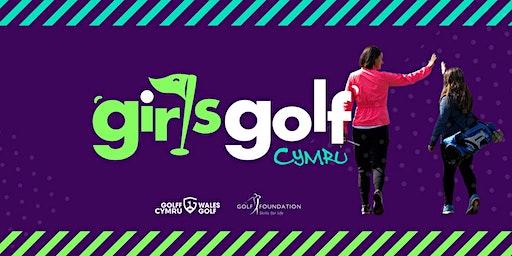 Girls Golf Cymru Coaching at Cottrell Park Golf Club - Vale of Glamorgan