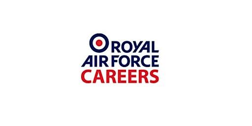 RAF Aviation Operations/Hospitality/IT Careers Talk