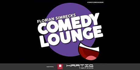Comedy Lounge Augsburg - Vol. 21 Tickets