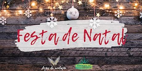 Festa de Natal Associação Reencontra a Tua Essência bilhetes