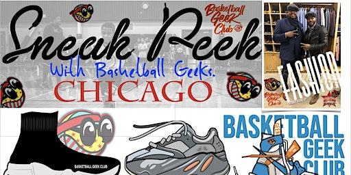Basketball Geek Club Sneaker Peak Convention Experience