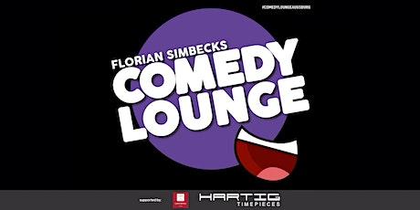 VERLEGT AUF UNBEKANNT - Comedy Lounge Augsburg - Vol. 22 Tickets
