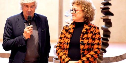 Giuseppe Penone dialoga con Carolyn Christov-Bakargiev
