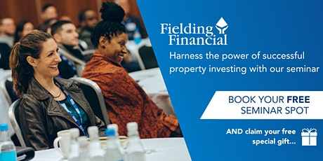 FREE Property Investing Seminar - MANCHESTER - Holiday Inn City Centre, Manchester  tickets