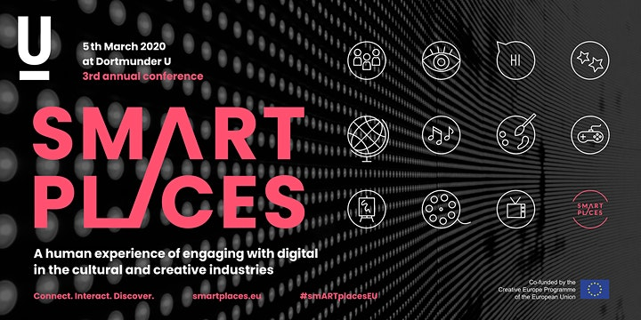 SMARTPLACES - 3rd annual conference 2020 image