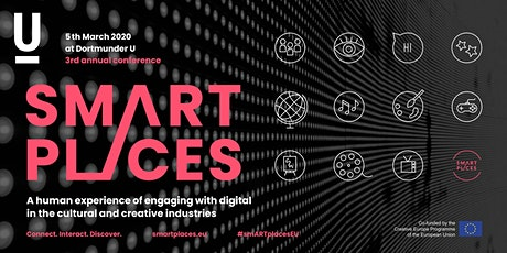 SMARTPLACES - 3rd annual conference 2020 tickets