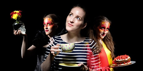 Hoopla: Grand Theft Impro, DNAYS & Jinni Lyons! tickets