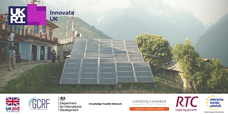 Energy Catalyst Round 8 Brokerage Visit to  Nepal tickets