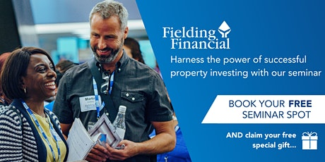 FREE Property Investing Seminar - SHEFFIELD - Novotel Hotel Shefflied tickets
