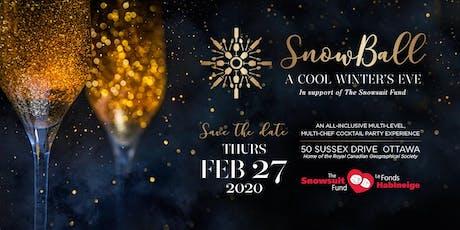 Snowball -  A Cool Winter's Eve tickets