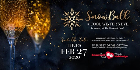 Snowball -  A Cool Winter's Eve tickets
