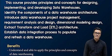 Data Warehouse Design & System Development Workshop tickets