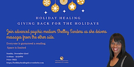 Holiday Healing Messages tickets