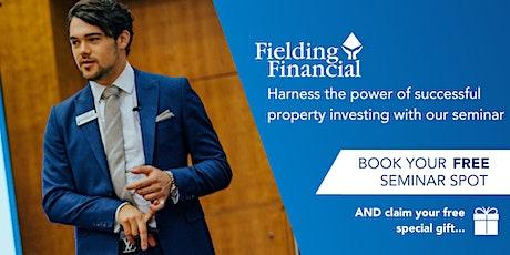 FREE Property Investing Seminar - NOTTINGHAM - Jurys Inn, Nottingham tickets