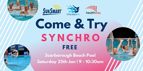 SunSmart Be in Sync Scarborough tickets