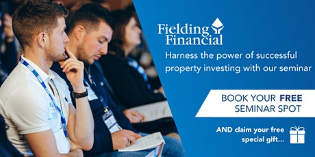 FREE Property Investing Seminar - CHARING CROSS - Amba Hotel, Chairing Cross tickets