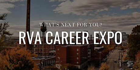 Job Seeker Registration - RVA Career Expo Spring 2020 tickets