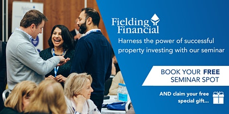 FREE Property Investing Seminar - HEATHROW M4 - Holiday Inn, M4 J4 tickets