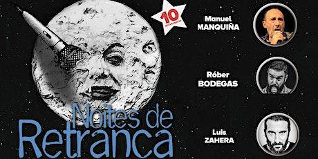 Noites de retranca en el Teatro Colón de A Coruña tickets