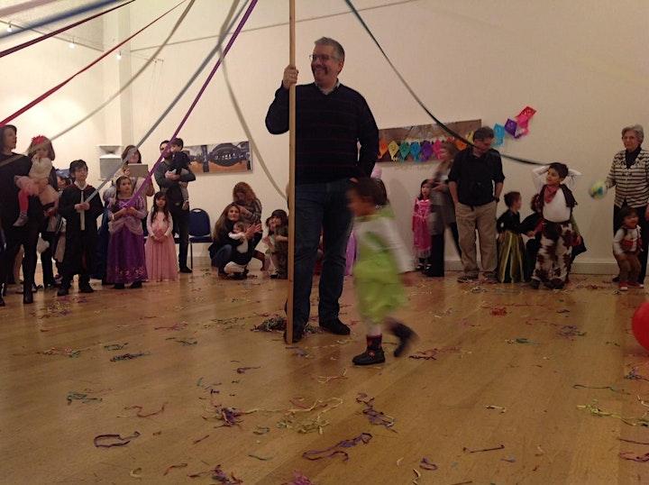 Greek Carnival Celebration for Children image