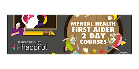 London - Mental Health First Aider 2 Day Course tickets