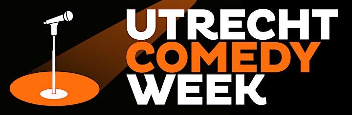 Afbeelding van Utrecht Comedy Week: anarchist cook George Egg (UK) in the Comedyhuis Club