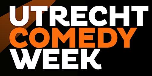 Opening Utrecht Comedy Week met Cartoons en Comedy en Stadscomedian