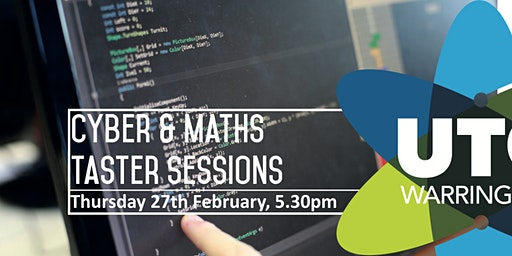 Cyber & Maths Taster Sessions